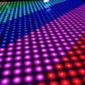 Bruiloft.DJ Extra LED Dansvloer