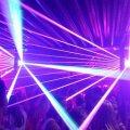 Bruiloft.DJ Extra Lasershow